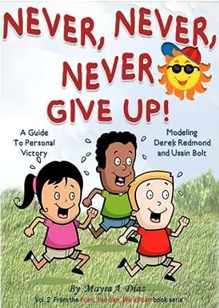 Children's book. Bedtime story. Kids eBook. Values: Never