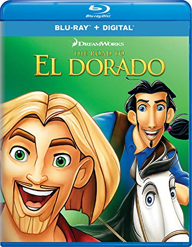 The Road to El Dorado [Blu-ray] (Prince Of Egypt And Joseph King Of Dreams)