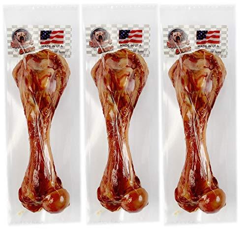 - Butcher's Bones Canine Ham Bone Pack of 3