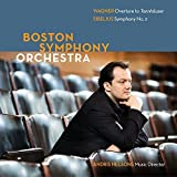 Boston Symphony Orchestra - Wagner and Sibelius by Andris Nelsons (2014-05-04)
