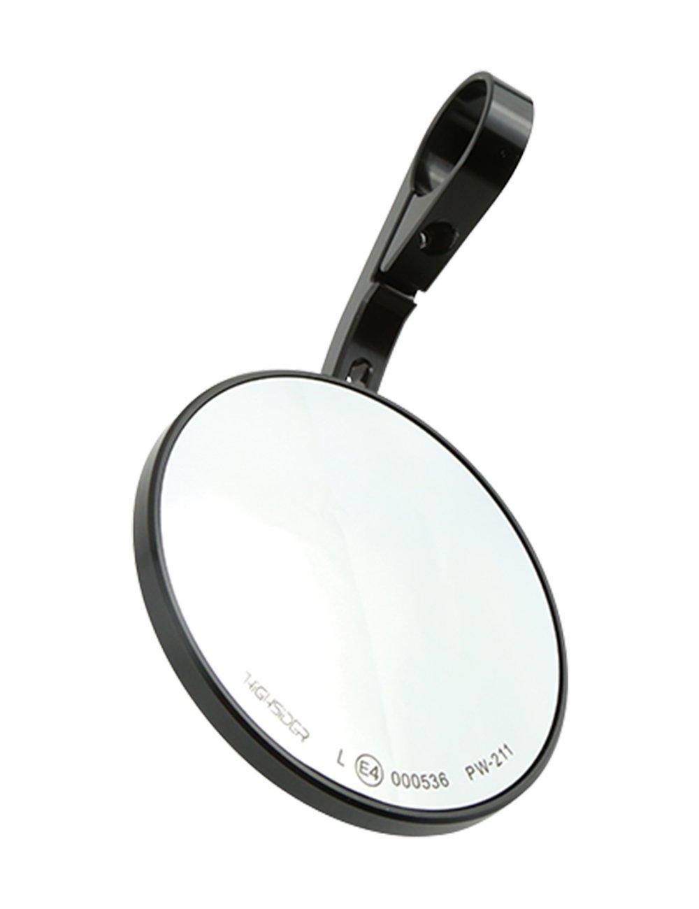 HIGHSIDER Conero 2 Motorrad Lenkerendenspiegel E-gepr/üft