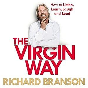 The Virgin Way Hörbuch
