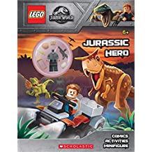 LEGO Jurassic World: Activity Book with Minifigure