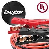 Energizer Jumper Cables, 16 Feet, 4 Gauge, Heavy