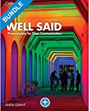 Well Said: Student Book/Online Workbook Package, Printed Access Code