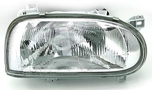 Fahrerseite KG 960161 Scheinwerfer H4 AD Tuning GmbH /& Co Linke Seite