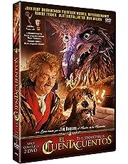 El Cuenta Cuentos de Jim Henson 2DVD 1988 The Storyteller
