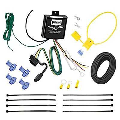 Reese Towpower 8551400 Heavy Duty Plus Powered Tail Light Converter Kit