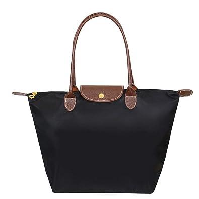 ZhengYue Cabas en Oxford Pour Femme Sac à Bandoulière de Pliage Grande Capacité Sac a Main Sac de Shopping pour Femme