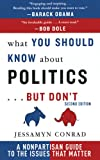 What You Should Know About Politics . . . But Don't: A Non-Partisan Guide to the Issues That Matter