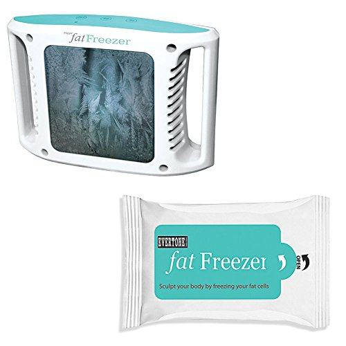 (Set) Fat Freezer Non-invasive Body-Sculpting System & Replacement Pad Pack by CloseoutZone