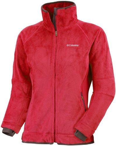 Rojo Mujer Para Columbia Forro Polar Ifxq4ppwOY