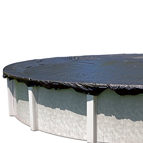 24 ft Round Fine Mesh Pool Winter Covers