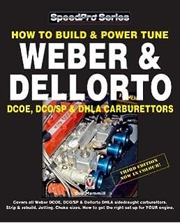 Weber Carburettors Tips and Techniques: Workshop Manual (Tuning Tips