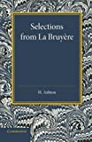 Selections from la Bruyère, , 1107666120