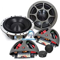 Morel ELATE 602 6-1/2 1000W 2-Way ELATE Series Car Audio Component Speaker System