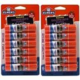 Elmer's Washable School Glue Sticks | Safe, Non-Toxic & Acid Free (12-Pack)