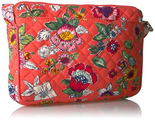 cotone Vera Bradley corallo firma in floreale Hipster Iconic Little ZO1ATnwq0O