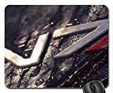 Mass Effect 2 - N7 Mouse Pad, Mousepad (10.2 x 8.3 x 0.12 inches)