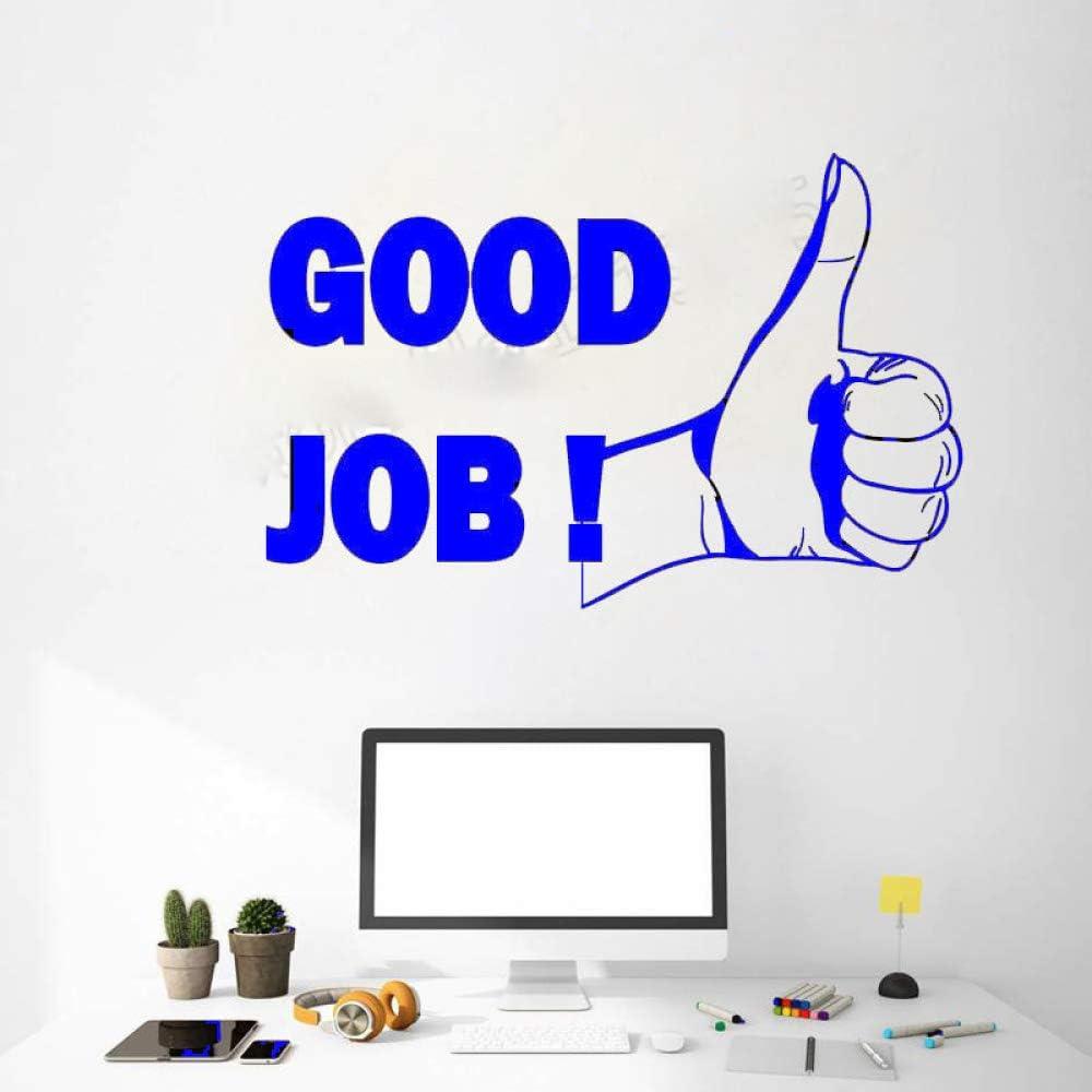 Zaosan Buen Trabajo Cita Etiqueta de la Pared Oficina motivación ...