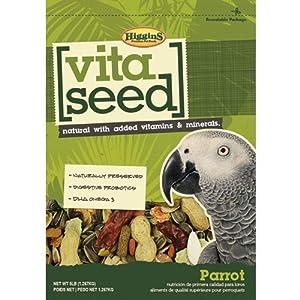 Higgins Vita Seed food for parrotlets
