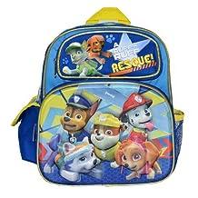 Paw Patrol 12 Adjustable 3D Backpack - Blue by Ruz