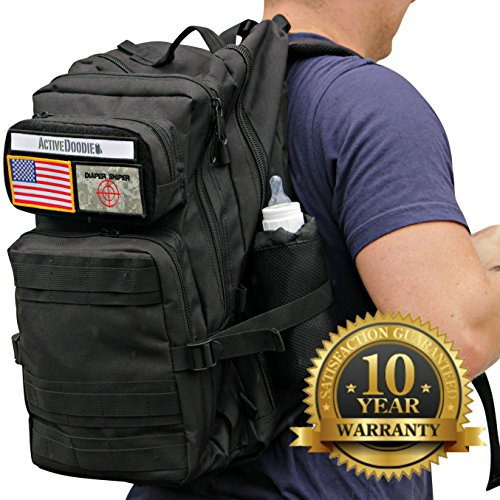 Diaper Backpack Changing Active Doodie product image