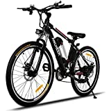 Electric Bike Pros and Cons - Ancheer Power Plus Electric Mountain Bike