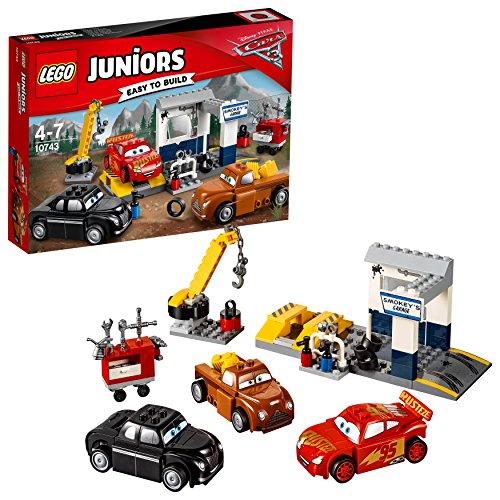 [해외] 레고 (LEGO) 쥬니어 디즈니 Cars/카 스모키의 개러지 10743