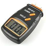 Toworld18 Digital LCD Wood Moisture Meter Humidity Tester MD814
