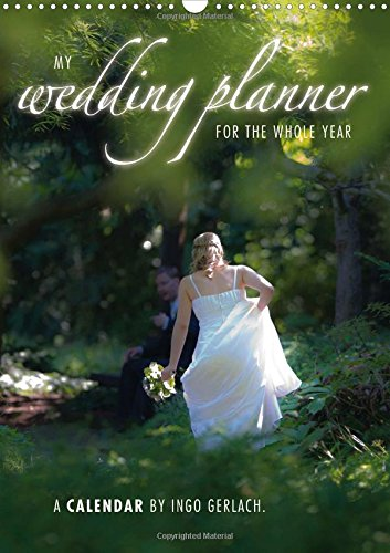 My Wedding-Planner for the whole year. / UK-Version / Organizer 2016: Finally there is a calendar where bridal couples all their dates, from civil ... the honeymoon entries can. (Calvendo People)