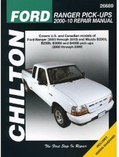 Repair Manual-XLT Chilton 26666