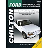 Automotive Repair Manual for Ford Ranger Pick-Ups 2000-'11 (26689)