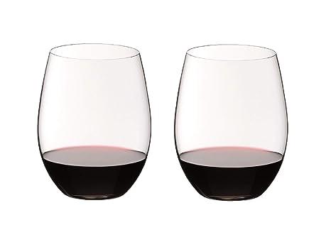 b640b9bd665 Riedel O Wine Tumbler Cabernet/Merlot, Set of 2