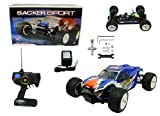1:18 Sacker Sport Radio Controlled 4x4 Racing Truggy New