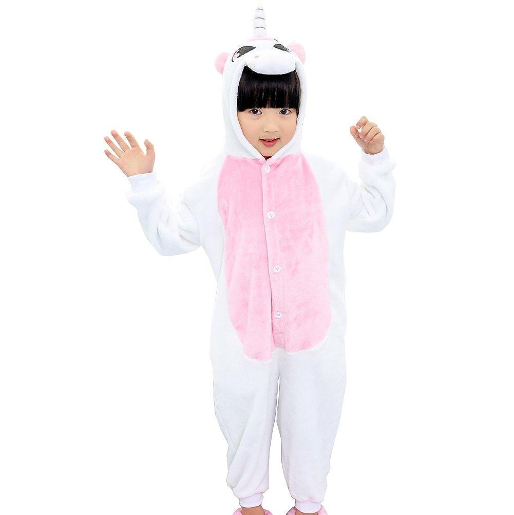Tricandide Unisex Children Halloween Pajamas Animal Costume Cosplay Onesie Costume TR-KSY170902