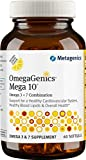 Metagenics – OmegaGenics Mega 10, 60 Count Review