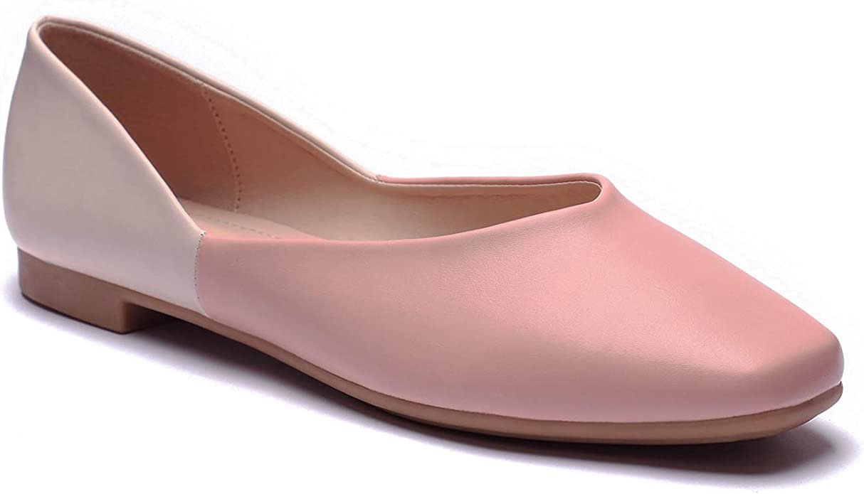 CINAK Women's Iris D'Orsay Ballet Flat