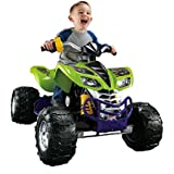Power Wheels Fisher-Price Nickelodeon Teenage Mutant Ninja Turtles Kawasaki KFX