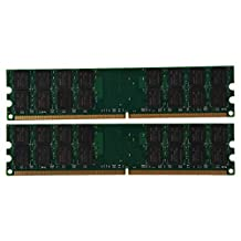 AMD memory ram - SODIAL(R) 8GB 2X4GB DDR2-800MHz PC2-6400 240PIN DIMM For AMD CPU Motherboard Memory