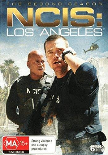 ncis los angeles season 4 dvd - 9