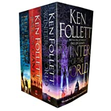 Ken Follett Century Trilogy War Stories Collection 3 Books Set (Fall of Giants, Winter of the World , Edge of Eternity) (Century Trilogy)
