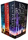 Book cover from Ken Follett Century Trilogy War Stories Collection 3 Books Set (Fall of Giants, Winter of the World , Edge of Eternity) by Ken Follett