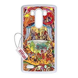 HFHFcase High Quality Case for LG G3, the lord of the rings LG G3 Phone Case