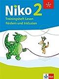 Niko Differenzierendes Lesebuch. 2. Schuljahr. Trainingsheft Lesen, Fördern und Inklusion