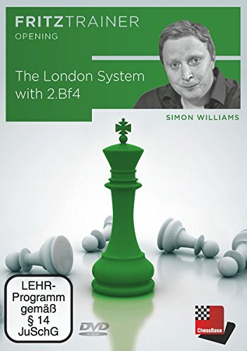 The London System with 2.Bf4 (PC/DVD)