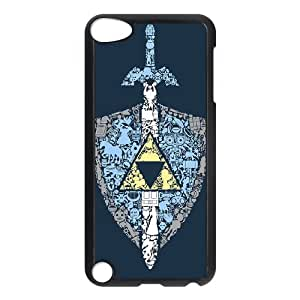 The Legend of Zelda case generic DIY For Ipod Touch 5 MM8E994411