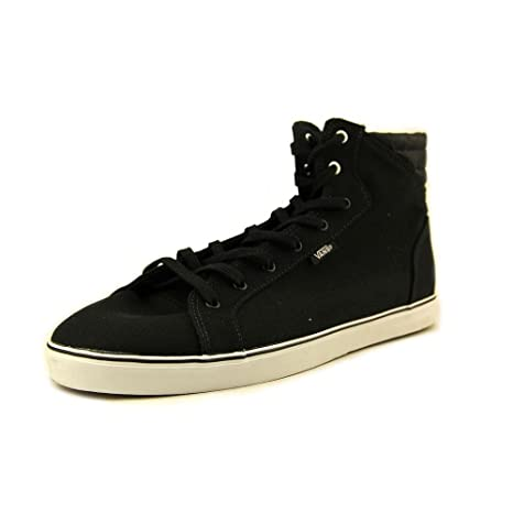 Kunden zuerst beste Schuhe heißer Verkauf online Vans Womens Bennett Hi Top Skate Sneakers Blackwhitewhite 11 ...