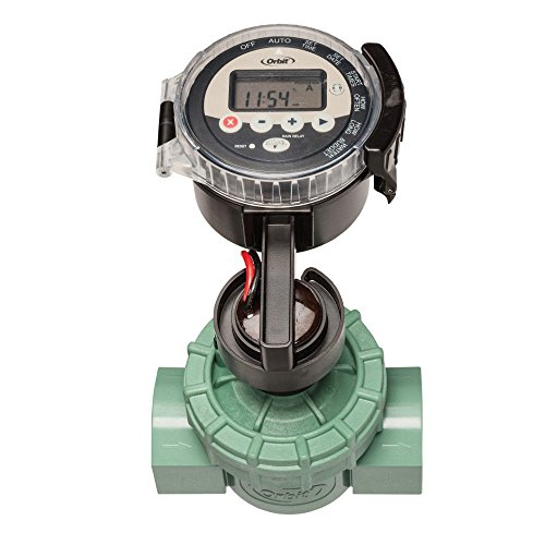 Orbit Watermaster Battery Operated Sprinkler Timer With