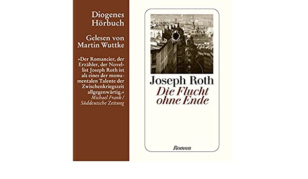 Die Flucht ohne Ende: Ein Bericht (detebe) (German Edition)